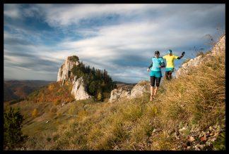 Trail running Vršatec, Prodejní výstava Dlouhá Trať, Fotograf Lukáš Budínský