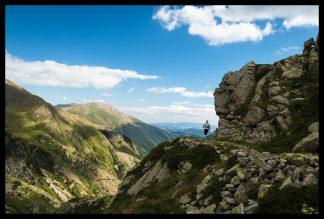 Jan Bartas na Buff Epic Trail. Prodej fotoobrazů Dlouhá Trať, Fotograf Lukáš Budínský, podpora Mamma HELP