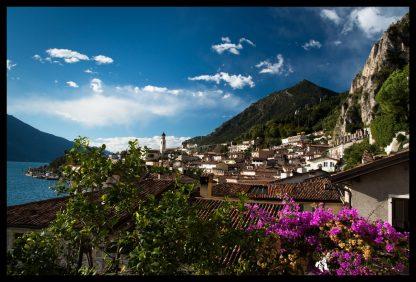 Limone Sur Garda u Lago di Garda, Prodej fotoobrazů Dlouhá Trať, Fotograf Lukáš Budínský, podpora Mamma HELP