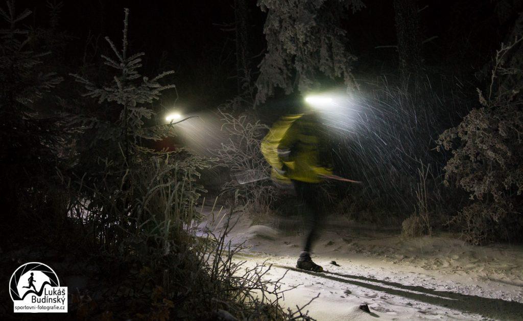 foto lh24 při sněžení, fotograf Lukáš Bdínský