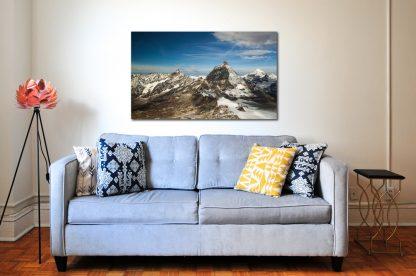 Náhled fotoobrazu Matterhorn